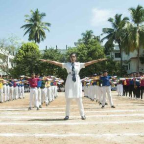 10best-cbse-schools-in-guruvayur-Annual sports Meet