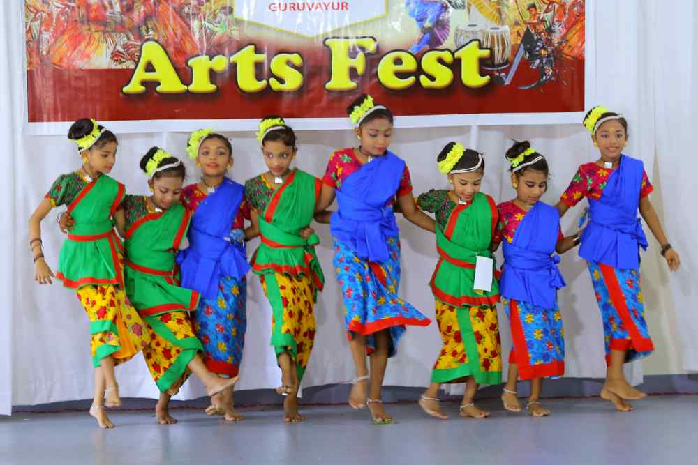 best-cbse-schools-in-guruvayur-Arts Festival