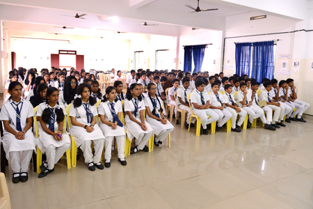 best-cbse-schools-in-guruvayur-Anti Narcotic Day