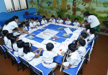 KG Experiential Learning – Creative Corner