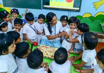 KG Experiential Learning – Fruits