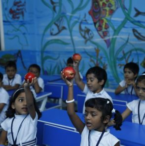 Best-CBSE-School-In-Kerala-KG Experiential Learning – Fruits